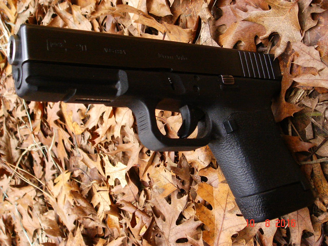 Innovations on a Glock 20 - The Firing Line Forums