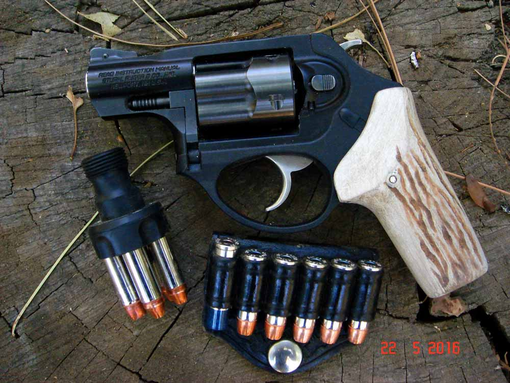 Ruger LCRX with stag grips - The Firing Line Forums